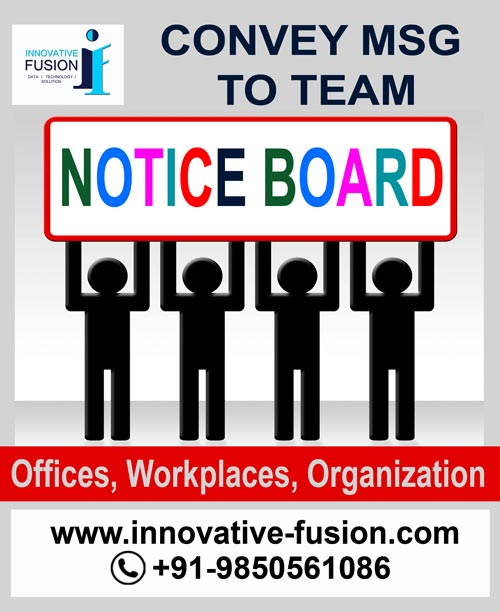 Notice Board Management - Payroll Software