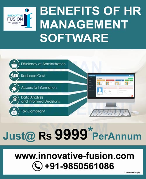human resource management software - HRMS, Payroll software